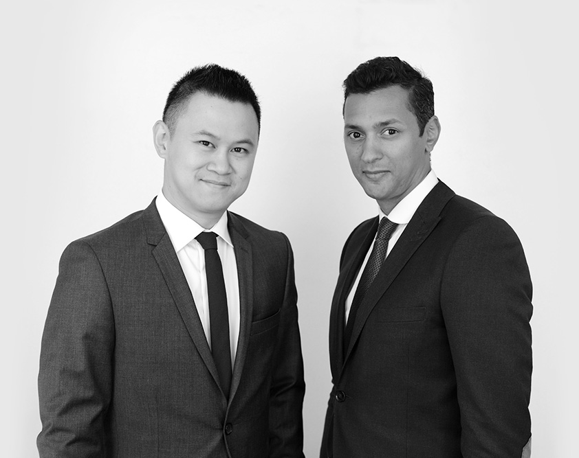 Alain LIM et Cédric STIRLING, Dirigeants de Gemstar-Brands